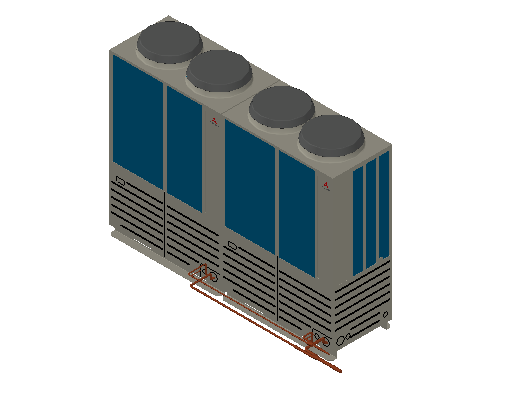 HC_Heat Pump_MEPcontent_Mitsubishi Heavy Industries_VRF_FDC615KXZXE1_INT-EN.dwg