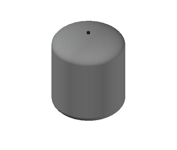 HC_Expansion Vessel_MEPcontent_Caleffi_556_8 Liters_DN20.dwg