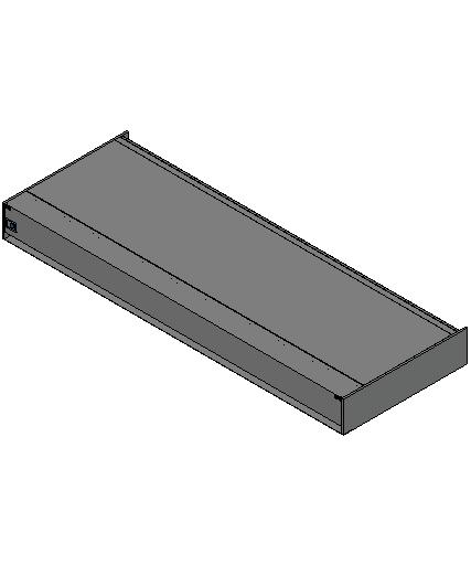 HVAC_Non-Mechanical-Ventilation_Siegenia_AEROMAT VT DS1, casing profile B.dwg