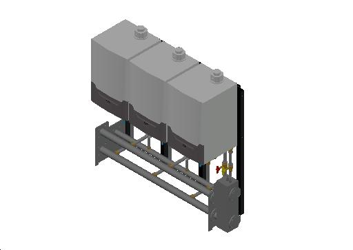 HC_Boiler_MEPcontent_Remeha_Quinta Ace 45-65-90-115 Cascade Freestanding 3_DN65 0-350kW - QAce45_INT-EN.dwg