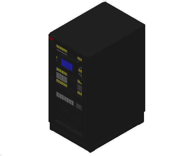 E_Distributor_MEPcontent_ABB_UPS_DPA UPScale S2 ST 80_INT-EN.dwg