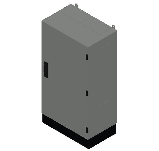 E_Distribution Panel_MEPcontent_ABB_TwinLine N 55_Earthed_950x550x350_INT-EN.dwg