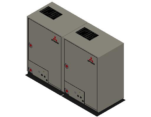 HC_Heat Pump_MEPcontent_Mitsubishi Heavy Industries_VRF_FDC450KXZWE1_INT-EN.dwg