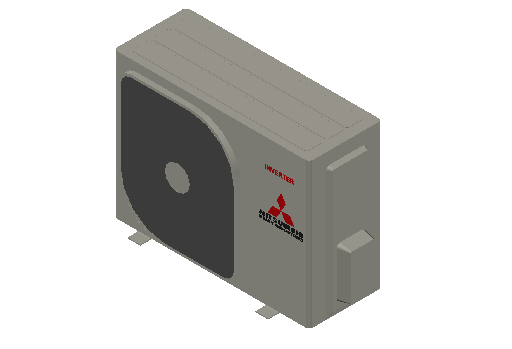 HC_Heat Pump_MEPcontent_Mitsubishi Heavy Industries_RAC_SRC50ZS-S_INT-EN.dwg