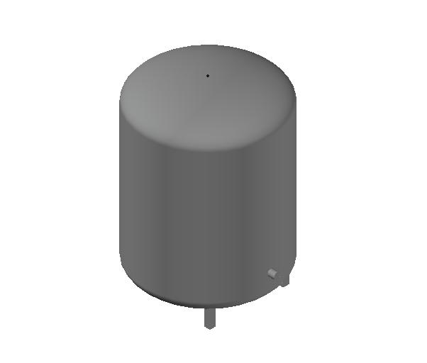 HC_Expansion Vessel_MEPcontent_Caleffi_556_250 Liters_DN20 DN25.dwg