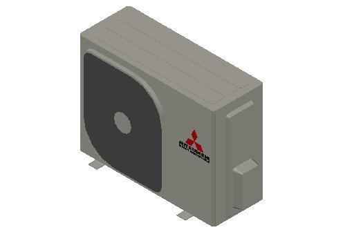 HC_Heat Pump_MEPcontent_Mitsubishi Heavy Industries_RAC_SRC25ZMX-S_INT-EN.dwg