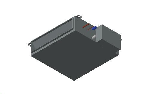 HC_Air Conditioner_Indoor Unit_MEPcontent_Mitsubishi Electric Corporation_PEFY-P15VMS1-E_INT-EN.dwg