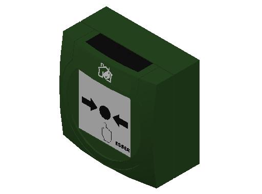 E_Detector_Fire Manual_MEPcontent_Esser_IQ8MCP Large Green_INT-EN.dwg