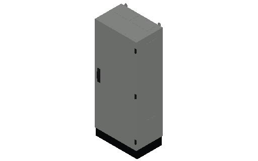 E_Distribution Panel_MEPcontent_ABB_TwinLine N 55_Earthed_1250x550x350_INT-EN.dwg