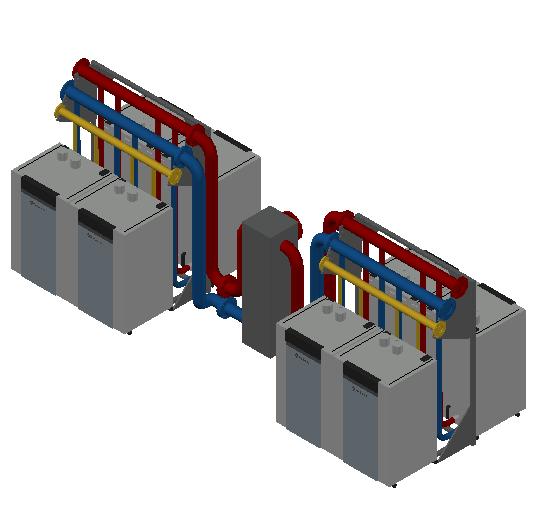HC_Boiler_MEPcontent_RENDAMAX_R1140 CASCADE_BACK TO BACK_4+4 BOILERS_140kW_DN 100_INT-EN.dwg