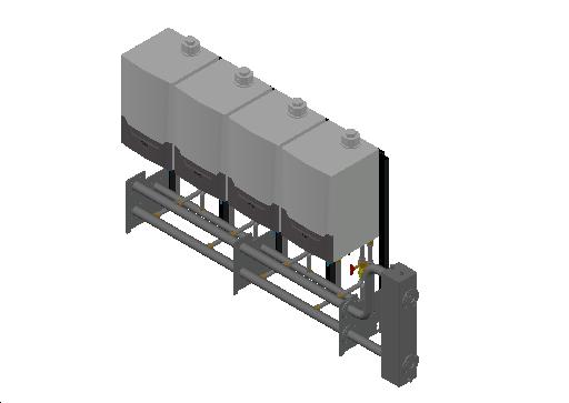 HC_Boiler_MEPcontent_Remeha_Quinta Ace 45-65-90-115 Cascade Freestanding 4_DN65 350-460kW - QAce45_INT-EN.dwg