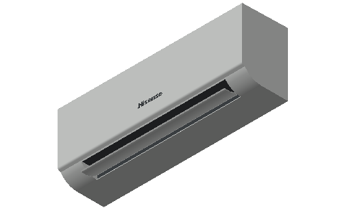 HC_Air Conditioner_Indoor Unit_F_MEPcontent_Hisense_AVS-15HJFDJD_INT-EN.dwg
