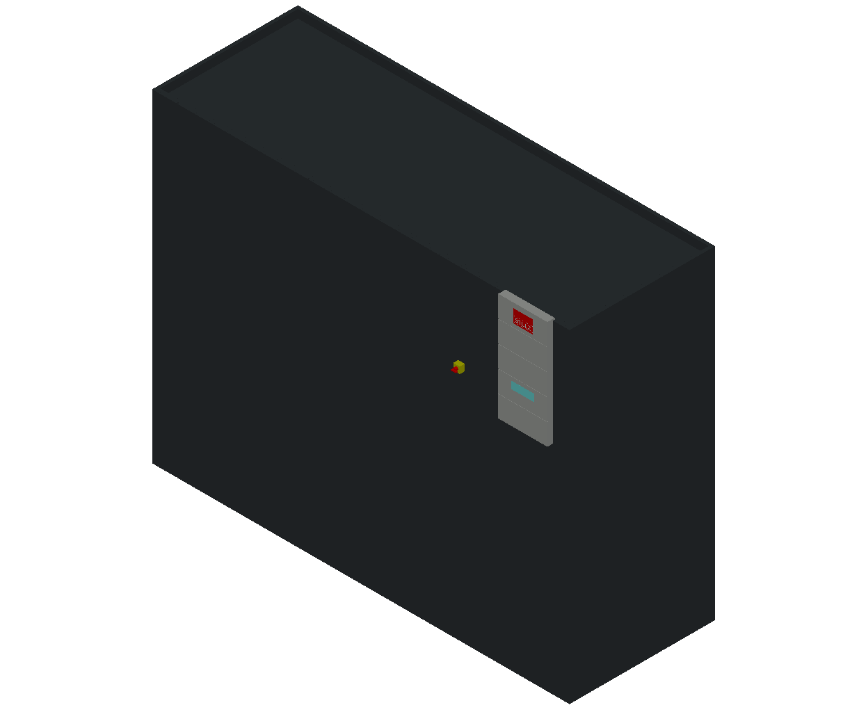 HC_Air Conditioner_Indoor Unit_MEPcontent_STULZ_CyberAir 3PRO_ALD_Dual Circuit GES_ALD_882_GES_INT-EN.dwg
