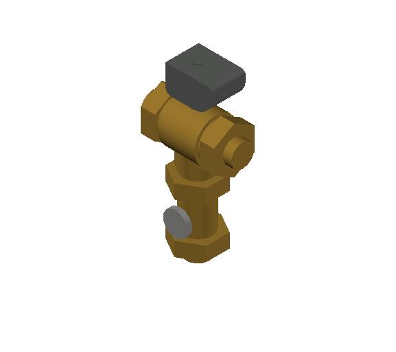 SA_Electronic_mixing_valve-MEPContent_CALEFFI-6000A-DN20-DN50_1.5 inch. press_US-EN.dwg