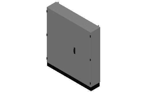 E_Distribution Panel_MEPcontent_ABB_TwinLine N 55_Earthed_1400x1300x275_INT-EN.dwg