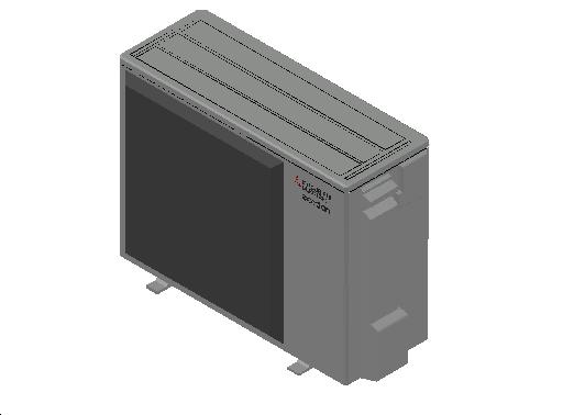 HC_Heat Pump_MEPcontent_Mitsubishi Electric Corporation_Ecodan_PUHZ-SW50VKA_INT-EN.dwg