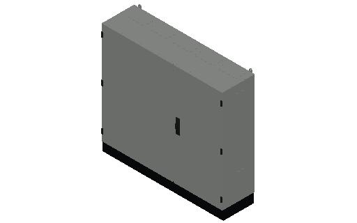 E_Distribution Panel_MEPcontent_ABB_TwinLine N 55_Earthed_1100x1300x350_INT-EN.dwg