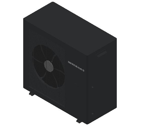 HC_Heat Pump_MEPcontent_Intergas_Xource 7 - monoblock_INT-EN.dwg