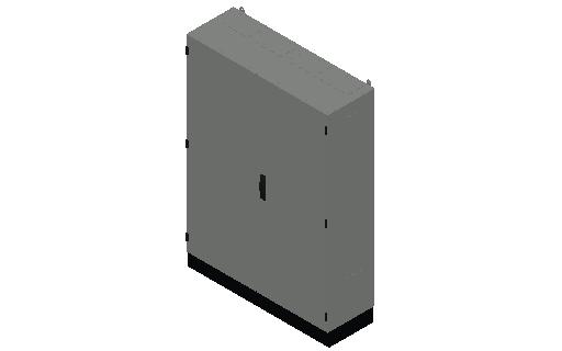 E_Distribution Panel_MEPcontent_ABB_TwinLine N 55_Earthed_1400x1050x350_INT-EN.dwg