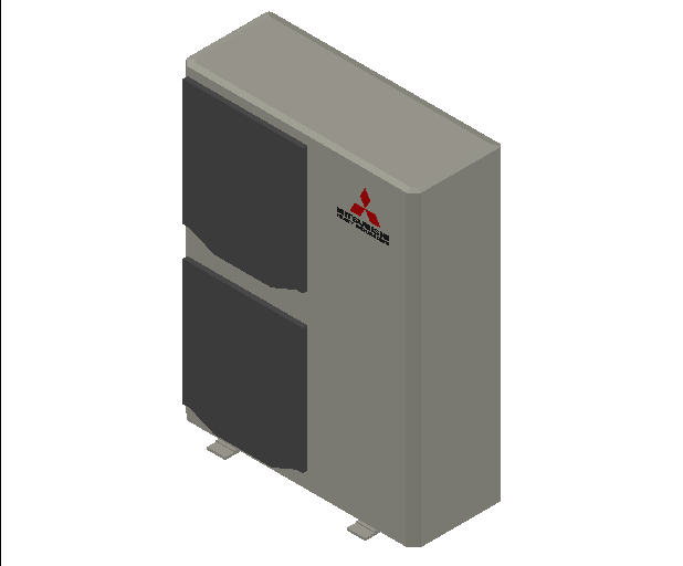 HC_Heat Pump_MEPcontent_Mitsubishi Heavy Industries_PAC_FDC140VNX_INT-EN.dwg