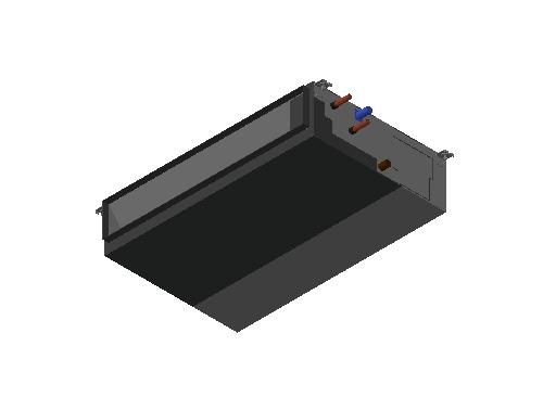 HC_Air Conditioner_Indoor Unit_MEPcontent_Mitsubishi Electric Corporation_PEFY-W80VMA-A_INT-EN.dwg