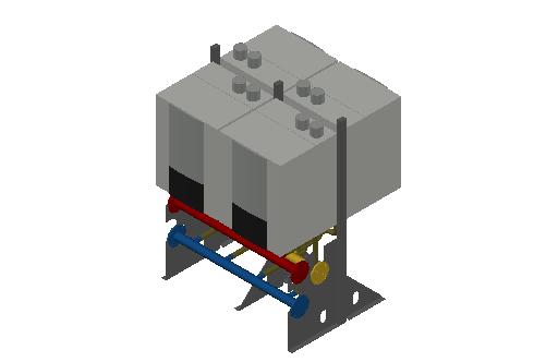HC_Boiler_MEPcontent_Elco_THISION L EVO CASCADE_BACK TO BACK_4 Boiler_DN65_INT-EN.dwg