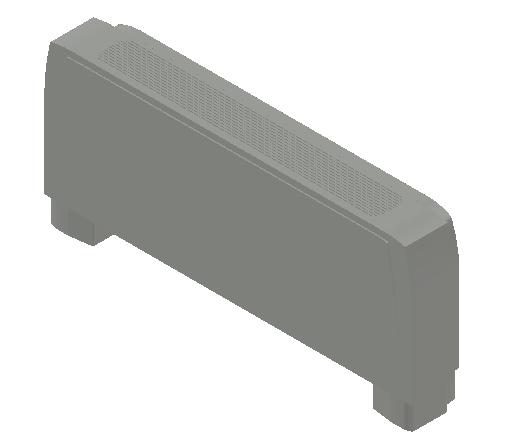 VE_Fan Coil Unit_MEPcontent_Sabiana_Carisma CRC MV_Heating Additional Coils_Carisma CRC MV 74+1_INT-EN.dwg