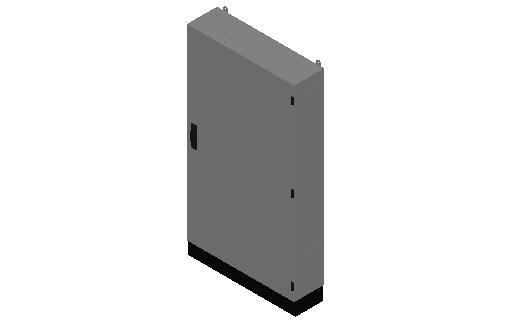 E_Distribution Panel_MEPcontent_ABB_TwinLine N 55_Earthed_1400x800x225_INT-EN.dwg