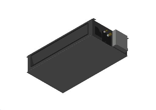 HC_Air Conditioner_Indoor Unit_MEPcontent_Mitsubishi Heavy Industries_VRF_FDU224KXZE1_INT-EN.dwg