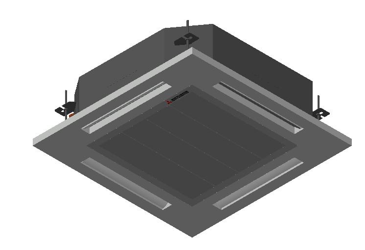 HC_Air Conditioner_Indoor Unit_MEPcontent_Mitsubishi Heavy Industries_VRF_FDT71KXZE1-W_INT-EN.dwg