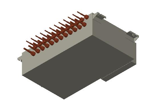 HC_Branch Controller_MEPcontent_Mitsubishi Electric Corporation_CMB-M1012V-J1 (-TR)_INT-EN.dwg
