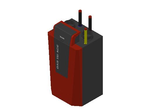 HC_Boiler_MEPcontent_Remeha_GAS 220 Ace_300.dwg