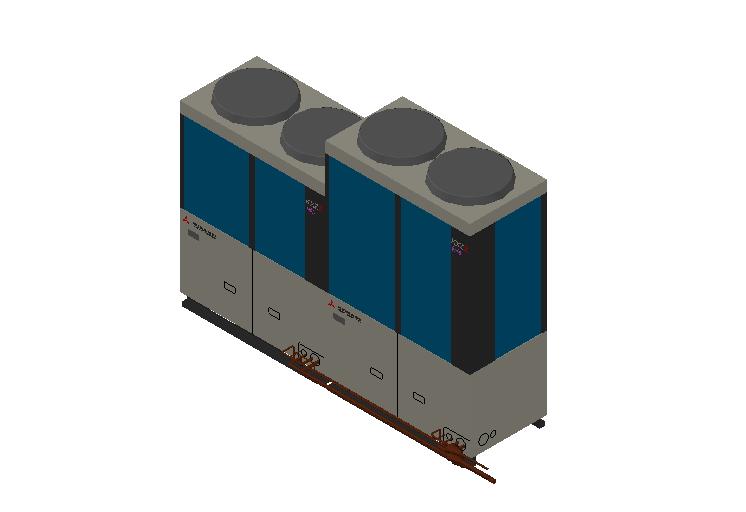 HC_Heat Pump_MEPcontent_Mitsubishi Heavy Industries_VRF_FDC735KXZRE2_INT-EN.dwg
