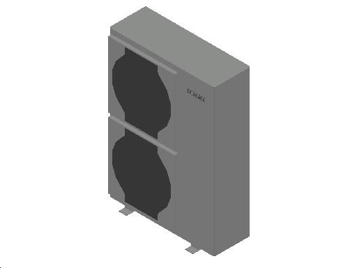 HC_Heat Pump_MEPcontent_Remeha_AWHP 16 TR-2_INT-EN.dwg