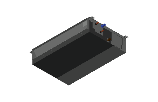 HC_Air Conditioner_Indoor Unit_MEPcontent_Mitsubishi Electric Corporation_PEFY-WP50VMA-E_INT-EN.dwg