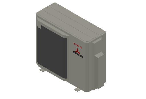 HC_Heat Pump_MEPcontent_Mitsubishi Heavy Industries_RAC_SCM71ZM-S1_INT-EN.dwg