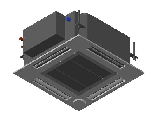 HC_Air Conditioner_Indoor Unit_MEPcontent_Mitsubishi Electric Corporation_SLZ-M60FA_INT-EN.dwg