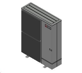 HC_Heat Pump_MEPcontent_Mitsubishi Electric Corporation_Ecodan_PUMY-P200YKM2_INT-EN.dwg