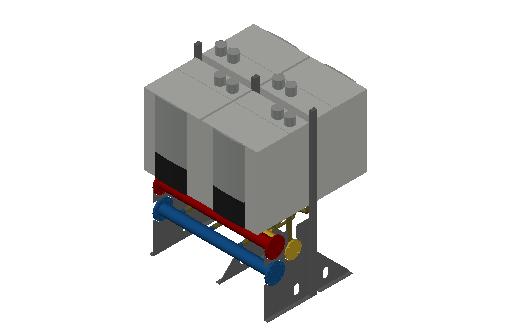 HC_Boiler_MEPcontent_Elco_THISION L EVO CASCADE_BACK TO BACK_4 Boiler_DN100_INT-EN.dwg