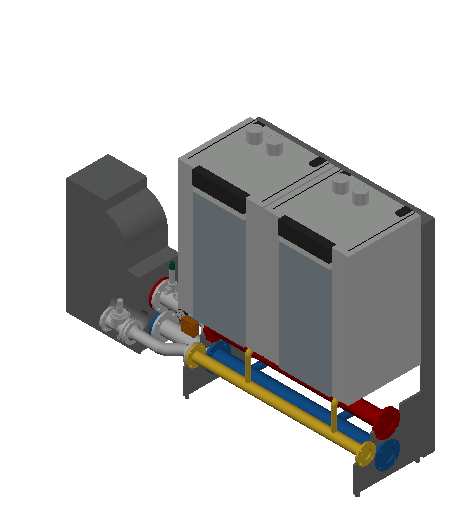 HC_Boiler_MEPcontent_Elco_THISION L PLUS CASCADE_IN LINE_2 BOILERS_200kW_DN 100_IT-IT.dwg