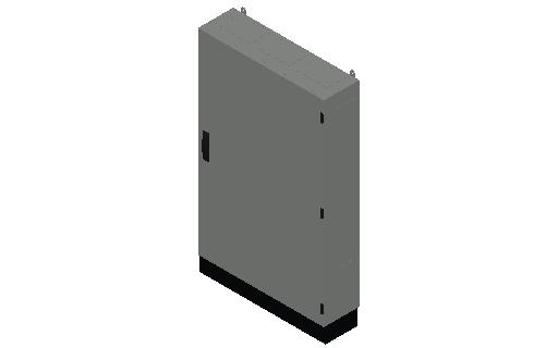 E_Distribution Panel_MEPcontent_ABB_TwinLine N 55_Earthed_1250x800x225_INT-EN.dwg