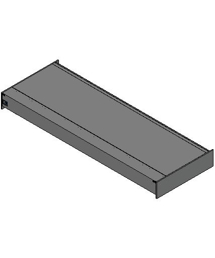 HVAC_Non-Mechanical-Ventilation_Siegenia_AEROMAT VT DSg, casing profile A.dwg