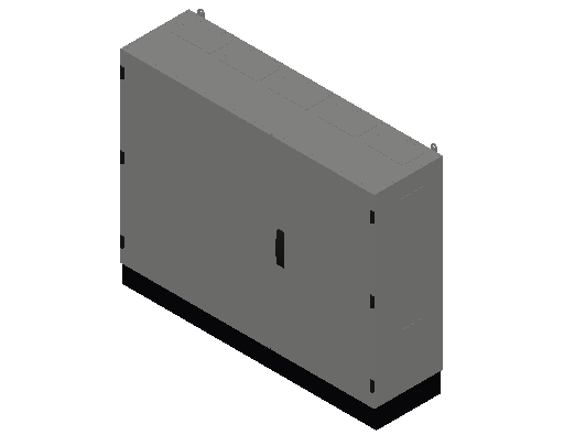 E_Distribution Panel_MEPcontent_ABB_TwinLine N 55_Earthed_950x1300x350_INT-EN.dwg