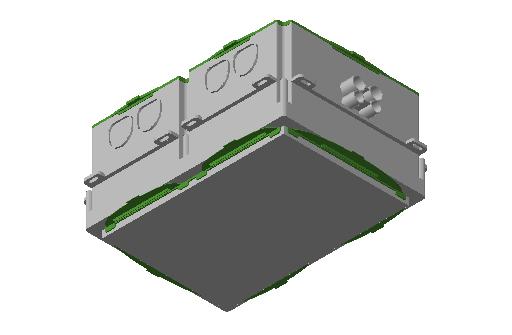 E_Ceiling Junction Box_MEPcontent_Spelsberg_IBT LED 3 E_INT-EN.dwg