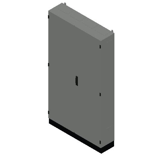 E_Distribution Panel_MEPcontent_ABB_TwinLine N 55_Earthed_1850x1050x275_INT-EN.dwg