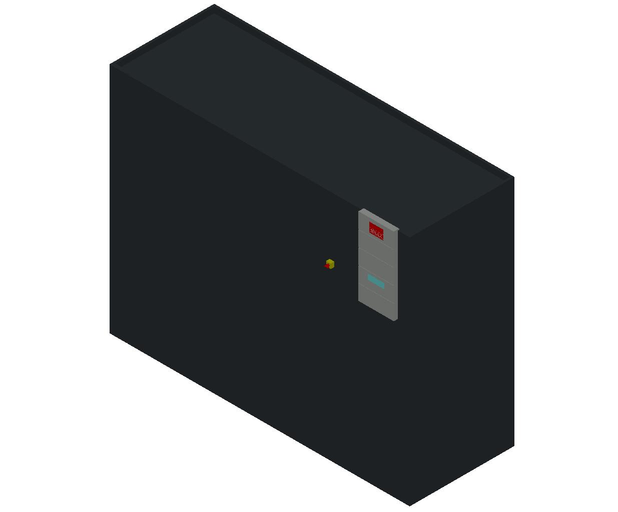 HC_Air Conditioner_Indoor Unit_MEPcontent_STULZ_CyberAir 3PRO_ASD_Dual Circuit A_ASD_902_A_INT-EN.dwg