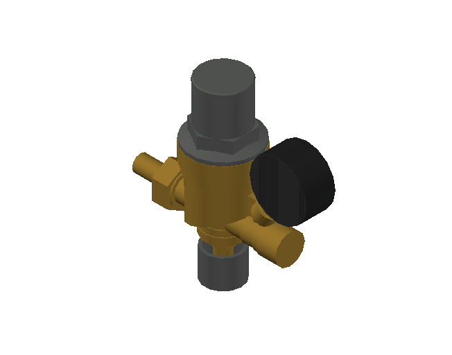 M_Valve_Control_MEPcontent_Caleffi_553 DN15_1_2'' with hose connection and pressure gauge.dwg