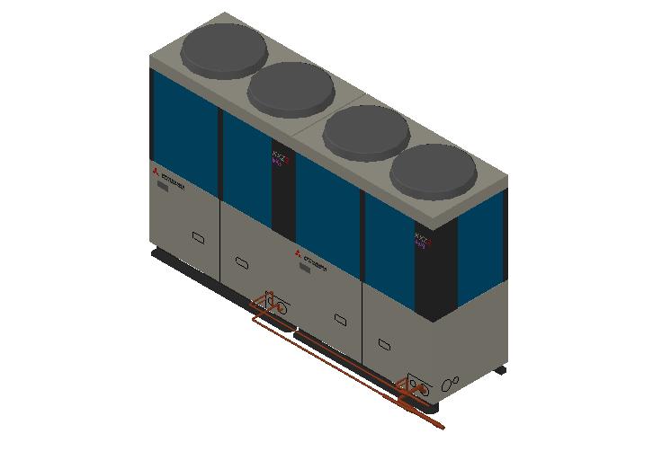 HC_Heat Pump_MEPcontent_Mitsubishi Heavy Industries_VRF_FDC615KXZE2_INT-EN.dwg