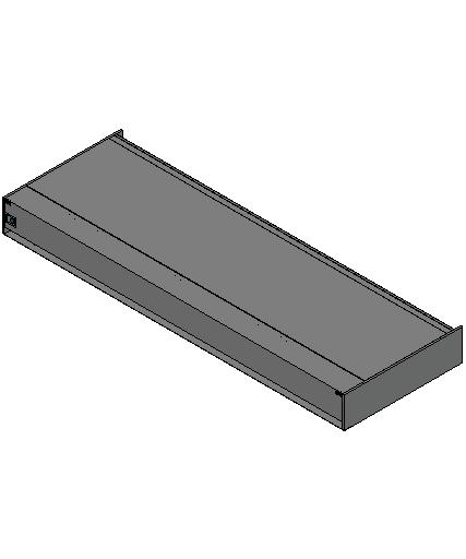 HVAC_Mechanical-Ventilation_Siegenia_AEROMAT VT RS smart, casing profile B.dwg
