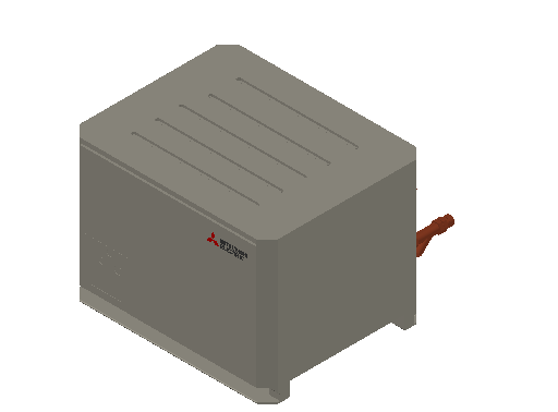 M_Heat Exchanger_MEPcontent_Mitsubishi Electric Corporation_CMH-WM250V-A_INT-EN.dwg